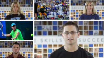 NCAA Division II TV Spot, 'It's On Us: Take the Pledge' - Thumbnail 1