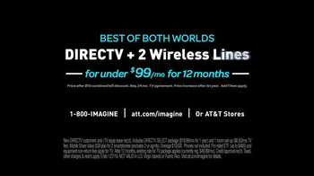 DIRECTV All in One Plan TV Spot, 'Emotions' - Thumbnail 10