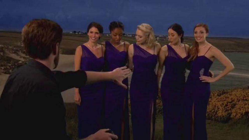 Plus White TV Commercial, 'Purple Gowns'