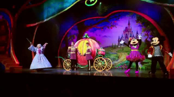 Disney Live Productions TV Spot, 'Mickey & Minnie's Doorway to Magic'