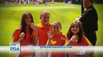 KPMG TV Spot, 'Women's PGA Championship: Sahalee Country Club'
