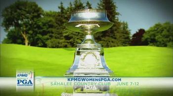 KPMG TV Spot, 'Women's PGA Championship: Sahalee Country Club' - Thumbnail 1