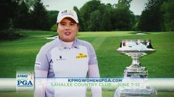 KPMG TV Spot, 'Women's PGA Championship: Sahalee Country Club' - Thumbnail 9