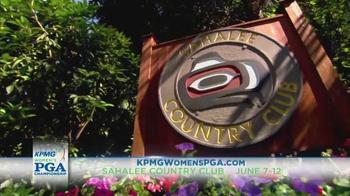 KPMG TV Spot, 'Women's PGA Championship: Sahalee Country Club' - Thumbnail 2