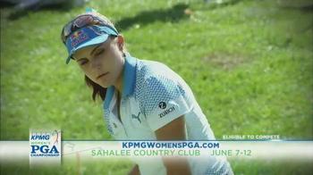KPMG TV Spot, 'Women's PGA Championship: Sahalee Country Club' - Thumbnail 3