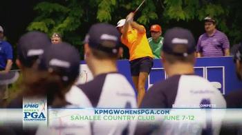 KPMG TV Spot, 'Women's PGA Championship: Sahalee Country Club' - Thumbnail 4
