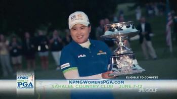 KPMG TV Spot, 'Women's PGA Championship: Sahalee Country Club' - Thumbnail 5