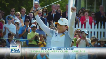 KPMG TV Spot, 'Women's PGA Championship: Sahalee Country Club' - Thumbnail 8