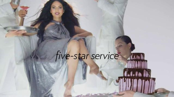 Aria Hotel & Casino TV Spot, 'Five-Star Service' Song by Bunty - Thumbnail 5