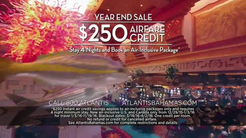 Atlantis Year End Sale TV Spot, 'Winter Getaway' - Thumbnail 5
