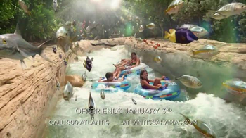 Atlantis Year End Sale TV Spot, 'Winter Getaway' - Thumbnail 6
