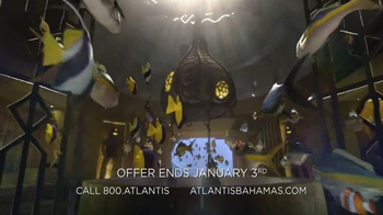 Atlantis Year End Sale TV Spot, 'Winter Getaway' - Thumbnail 7