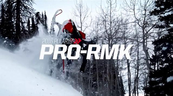 2016 Polaris Pro-RMK TV Spot, 'A New Way Up'