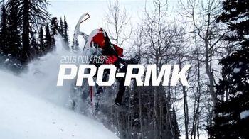 2016 Polaris Pro-RMK TV Spot, 'A New Way Up'