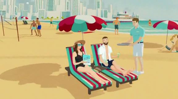 Discover it Miles Card TV Spot, 'Travel Posters' - 996 commercial airings