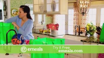 eMeals TV Spot, 'Digital Meal Planning' - Thumbnail 1