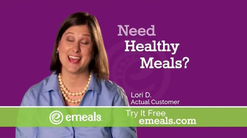 eMeals TV Spot, 'Digital Meal Planning' - Thumbnail 2