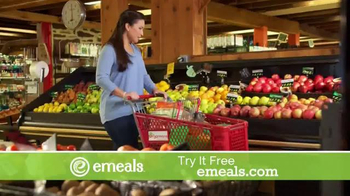 eMeals TV Spot, 'Digital Meal Planning' - Thumbnail 6