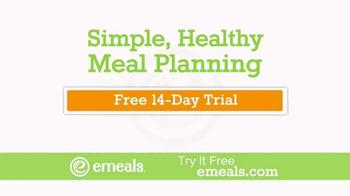 eMeals TV Spot, 'Digital Meal Planning' - Thumbnail 8