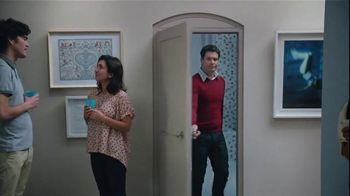 Febreze Air Effects Heavy Duty TV Spot, 'Nose Blind: Bathroom' - Thumbnail 2