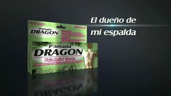 Dragon Pain Relief Cream TV Spot, 'Alivio del dolor muscular' [Spanish] - Thumbnail 9