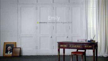 Ancestry.com TV Spot, 'Ancestry Testimonial: Emily' - Thumbnail 2