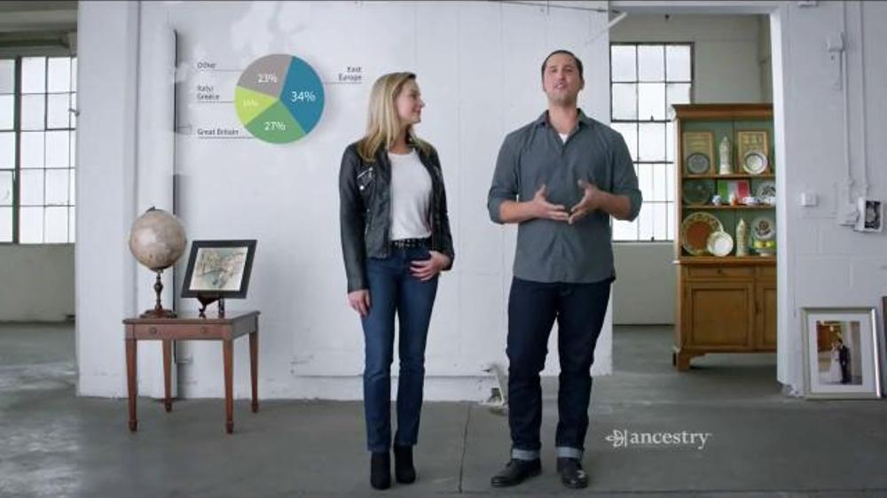 AncestryDNA TV Commercial, 'Katherine & Eric'