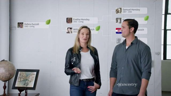 AncestryDNA TV Spot, 'Katherine & Eric' - Thumbnail 6