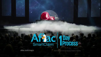 Aflac One Day Pay TV Spot, 'Magician' - Thumbnail 8