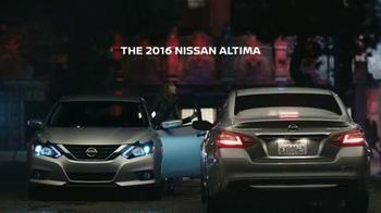2016 Nissan Altima TV Spot, 'Born to Be' - Thumbnail 8