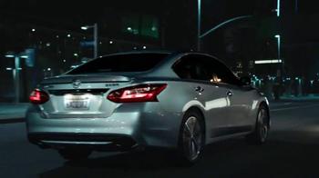 2016 Nissan Altima TV Spot, 'Born to Be' - Thumbnail 1