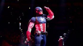 Marvel Universe Live TV Spot, 'Superheroes Assemble' - 42 commercial airings