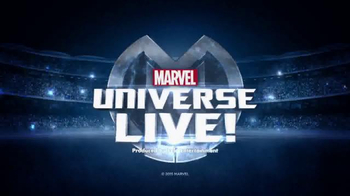 Marvel Universe Live TV Spot, 'Superheroes Assemble' - Thumbnail 5