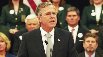 Right to Rise USA TV Spot, 'Tough Enough' - Thumbnail 5