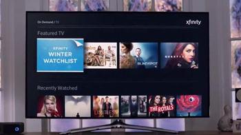 XFINITY On Demand TV Spot, 'Winter Watchlist' - Thumbnail 2