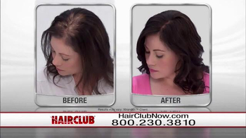 Hair Club Xtrands TV Spot, 'Dave's Results' Featuring Dave Nemeth - Thumbnail 8