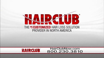 Hair Club Xtrands TV Spot, 'Dave's Results' Featuring Dave Nemeth - Thumbnail 4