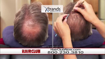 Hair Club Xtrands TV Spot, 'Dave's Results' Featuring Dave Nemeth - Thumbnail 5