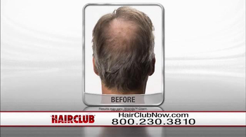 Hair Club Xtrands TV Spot, 'Dave's Results' Featuring Dave Nemeth - Thumbnail 7