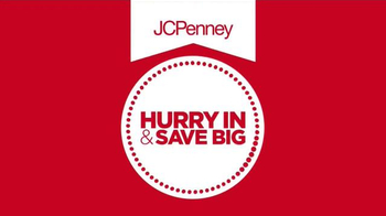 JCPenney Red Zone Clearance Event TV Spot, 'Hurry In and Save Big' - Thumbnail 2