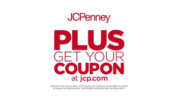 JCPenney Red Zone Clearance Event TV Spot, 'Hurry In and Save Big' - Thumbnail 5