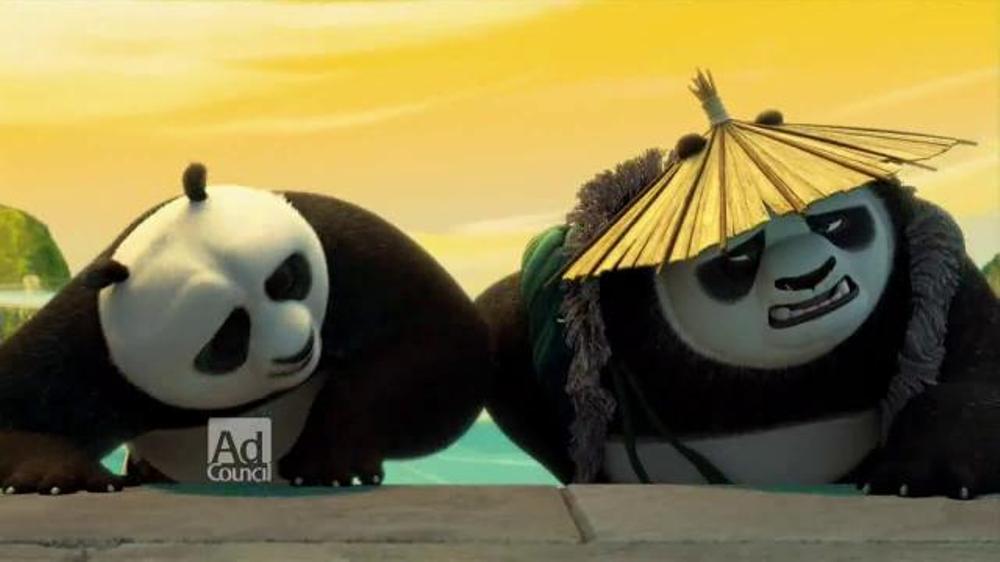 National Responsible Fatherhood Clearinghouse TV Commercial, 'Kung Fu Panda 3'