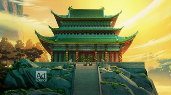 National Responsible Fatherhood Clearinghouse TV Spot, 'Kung Fu Panda 3' - Thumbnail 1