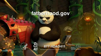National Responsible Fatherhood Clearinghouse TV Spot, 'Kung Fu Panda 3' - Thumbnail 8