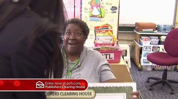 Publishers Clearing House TV Spot, 'February 2016' Song by Pharrell