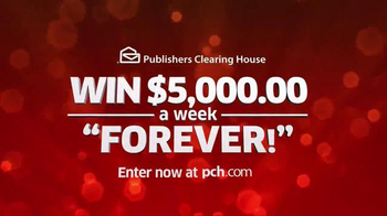 Publishers Clearing House TV Spot, 'February 2016' Song by Pharrell - Thumbnail 4