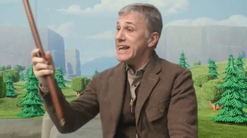 Clash of Clans TV Spot, 'Traps & Giants' Featuring Christoph Waltz - Thumbnail 3