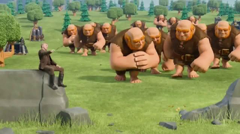 Clash of Clans TV Spot, 'Traps & Giants' Featuring Christoph Waltz - Thumbnail 4