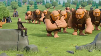 Clash of Clans TV Spot, 'Traps & Giants' Featuring Christoph Waltz - Thumbnail 5