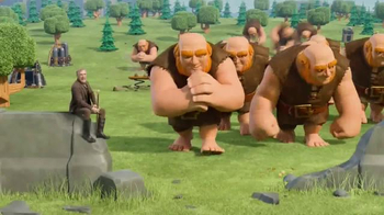 Clash of Clans TV Spot, 'Traps & Giants' Featuring Christoph Waltz - Thumbnail 6